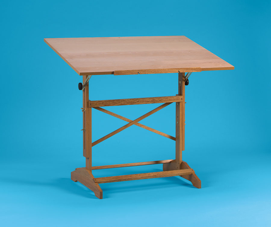 TRADITIONAL DRAWING TABLE