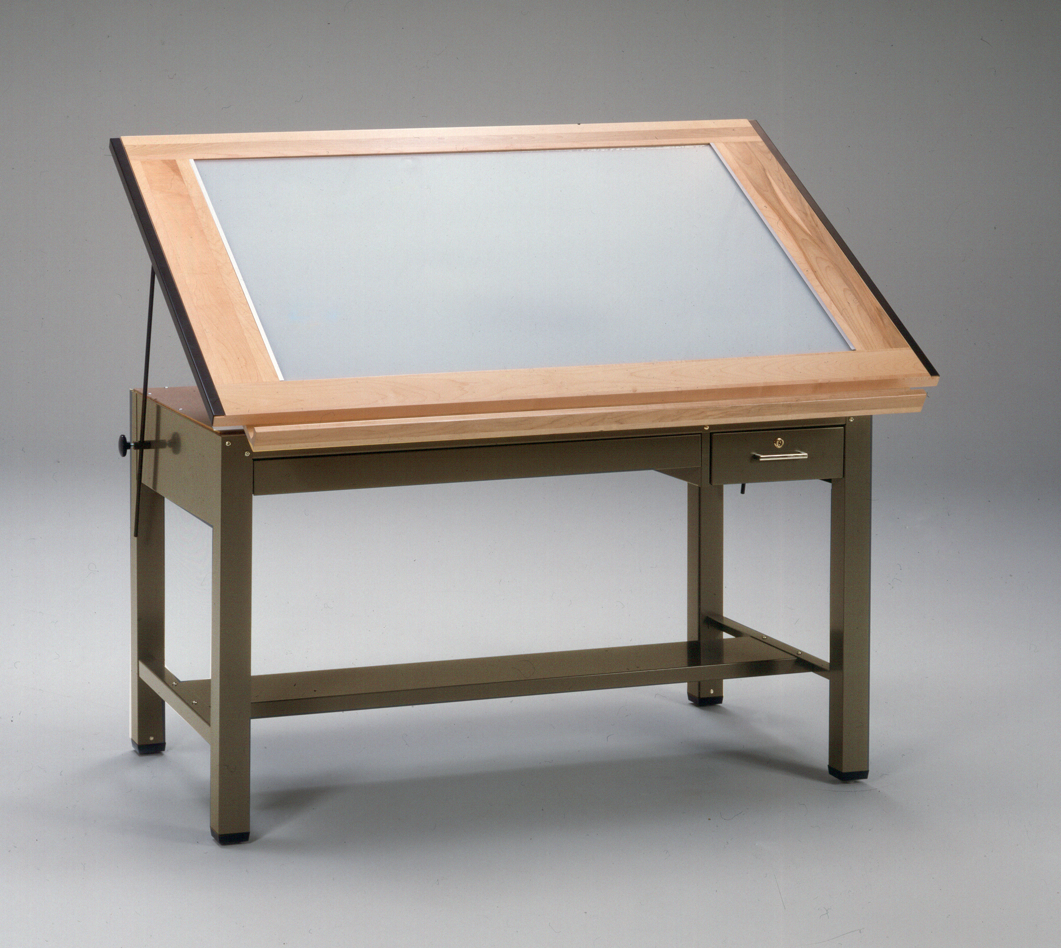 Image Gallery Light Table